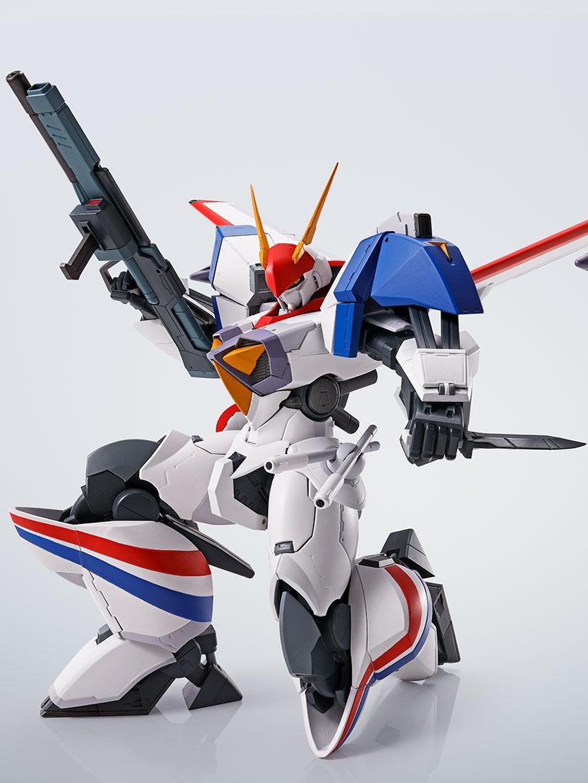 HI-METAL R『ドラグナー1カスタム 』機甲戦記ドラグナー 可動フィギュア-008