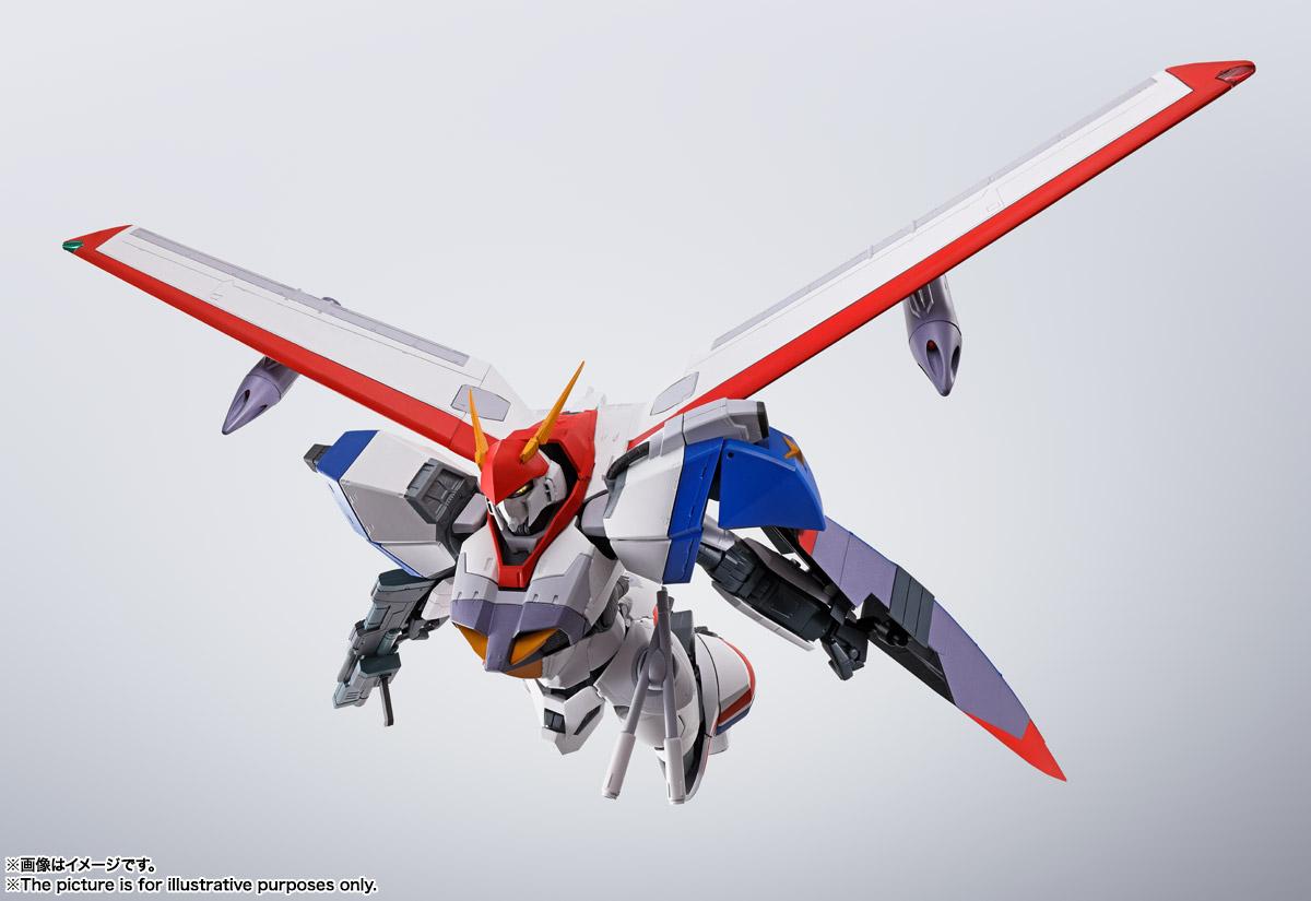 HI-METAL R『ドラグナー1カスタム 』機甲戦記ドラグナー 可動フィギュア-014