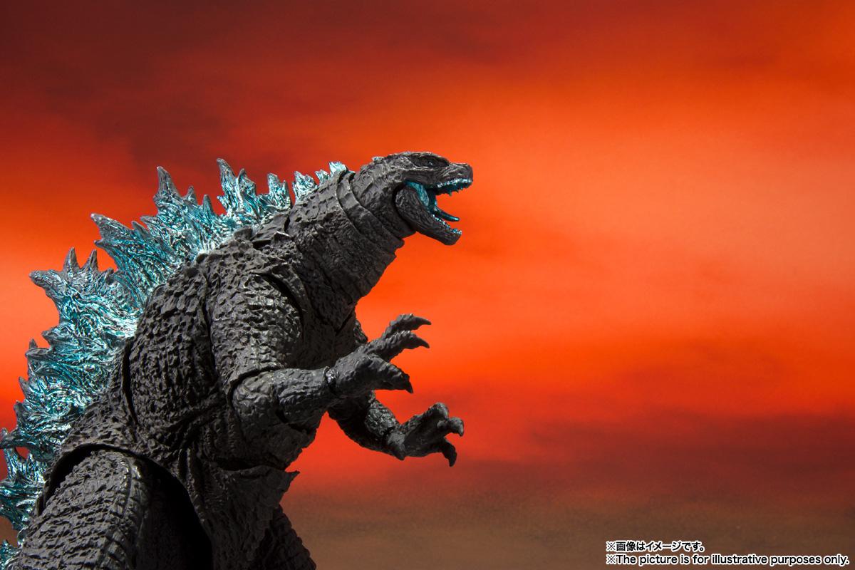 S.H.MonsterArts『KONG from Movie』GODZILLA VS. KONG 可動フィギュア-011
