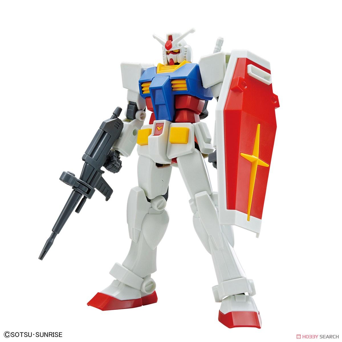 ENTRY GRADE『RX-78-2 ガンダム』1/144 プラモデル-001