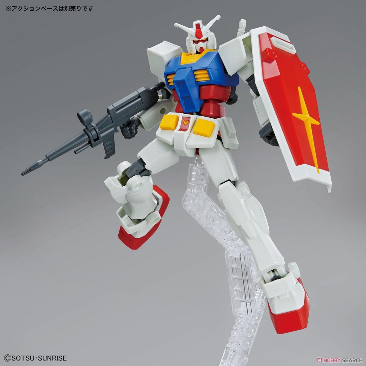 ENTRY GRADE『RX-78-2 ガンダム』1/144 プラモデル-003