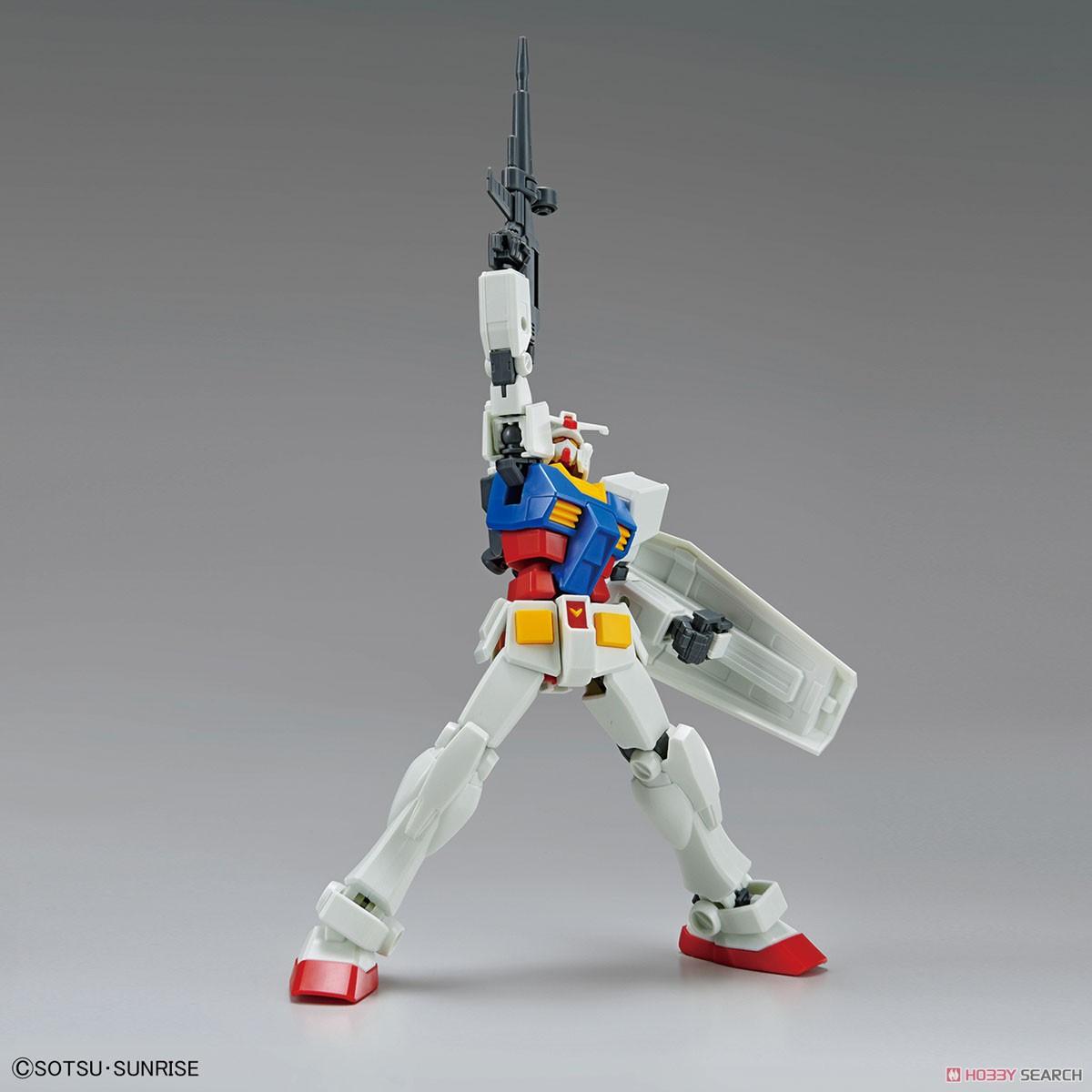 ENTRY GRADE『RX-78-2 ガンダム』1/144 プラモデル-004