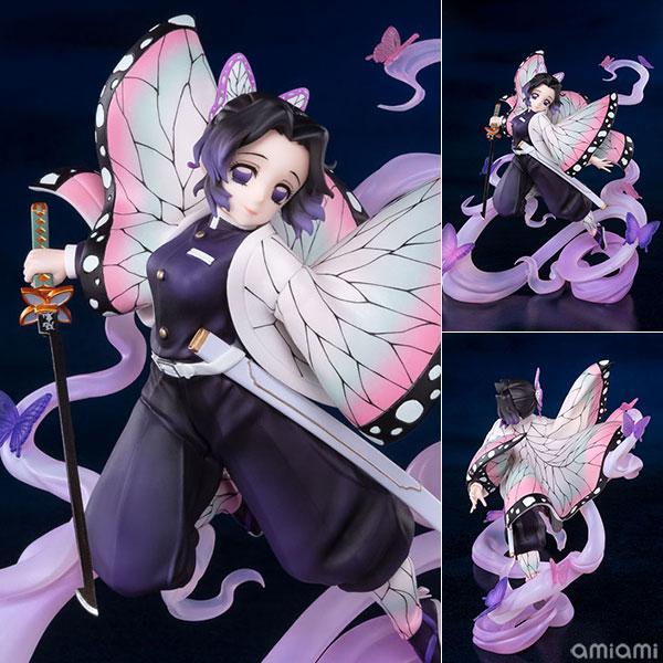 フィギュアーツZERO『胡蝶しのぶ 蟲の呼吸』鬼滅の刃 完成品フィギュア