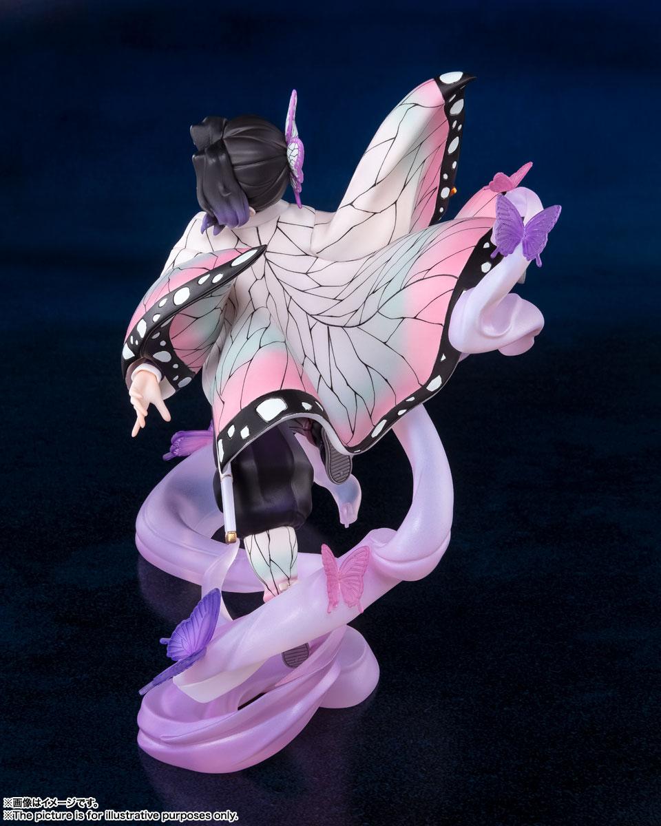 フィギュアーツZERO『胡蝶しのぶ 蟲の呼吸』鬼滅の刃 完成品フィギュア-006