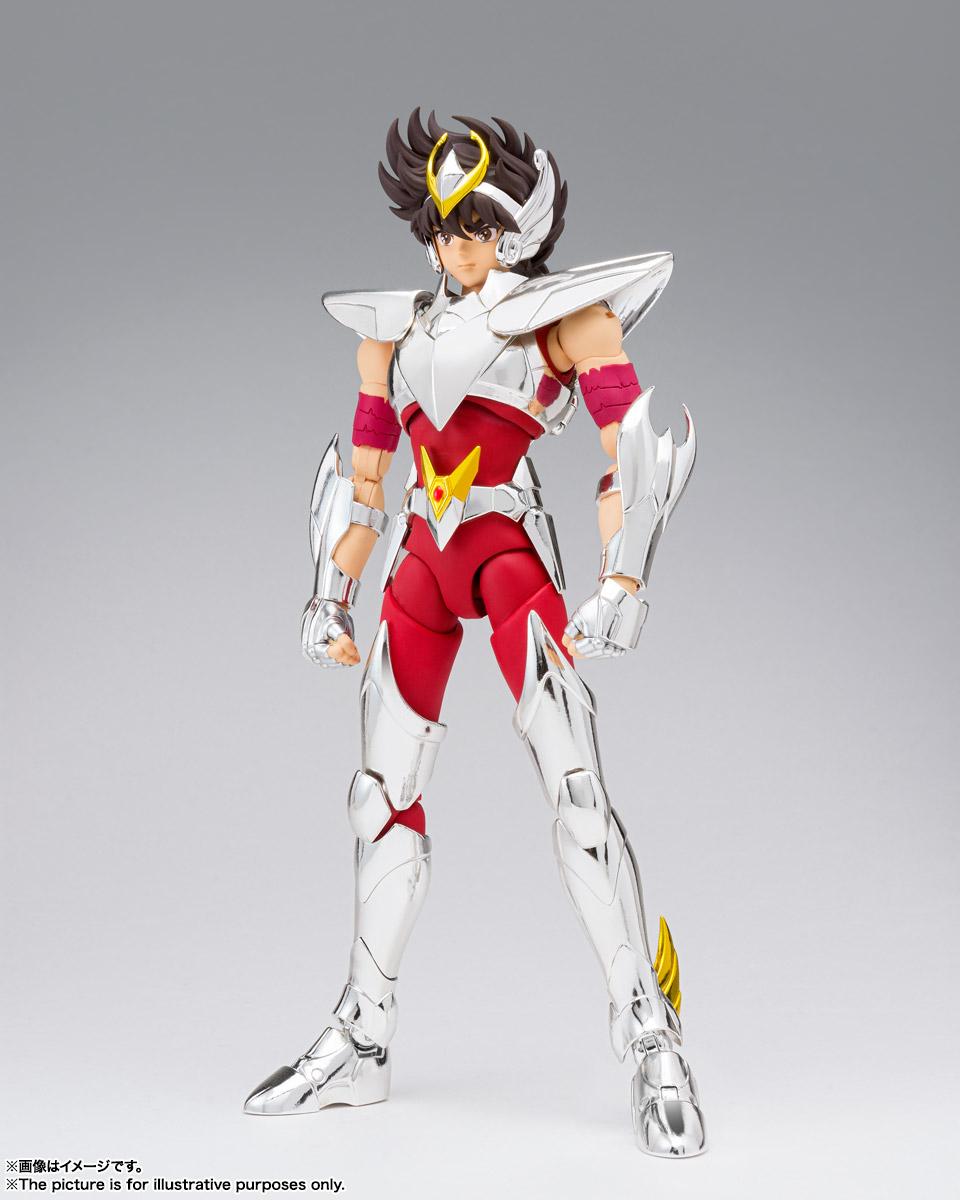 聖闘士聖衣神話EX『ペガサス星矢(最終青銅聖衣)』聖闘士星矢 可動フィギュア-001