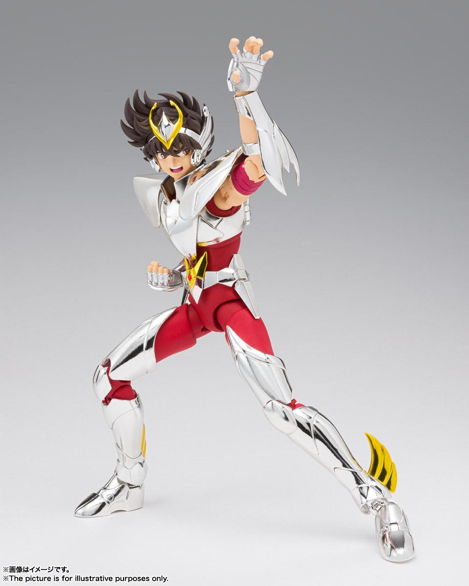 聖闘士聖衣神話EX『ペガサス星矢(最終青銅聖衣)』聖闘士星矢 可動フィギュア-002
