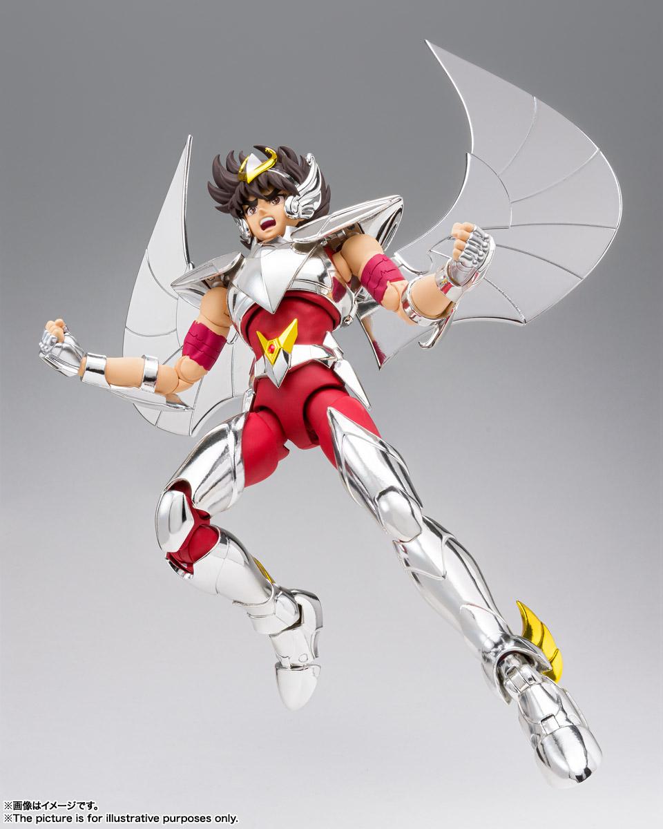 聖闘士聖衣神話EX『ペガサス星矢(最終青銅聖衣)』聖闘士星矢 可動フィギュア-004