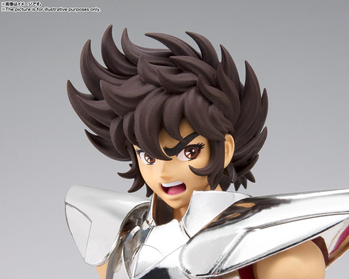 聖闘士聖衣神話EX『ペガサス星矢(最終青銅聖衣)』聖闘士星矢 可動フィギュア-009