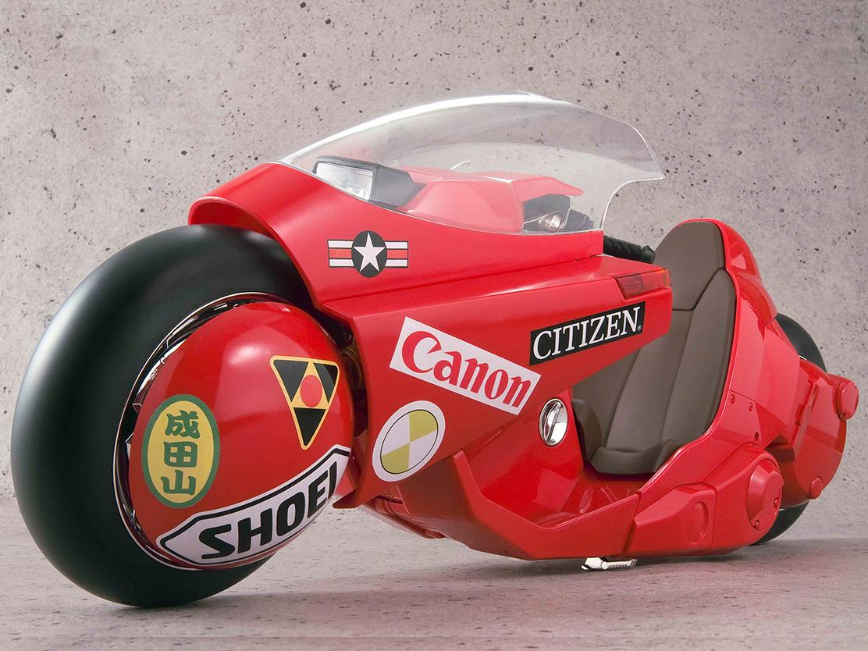 ポピニカ魂 PROJECT BM!『金田のバイク 〈リバイバル版〉』AKIRA 1/6 可動モデル-001