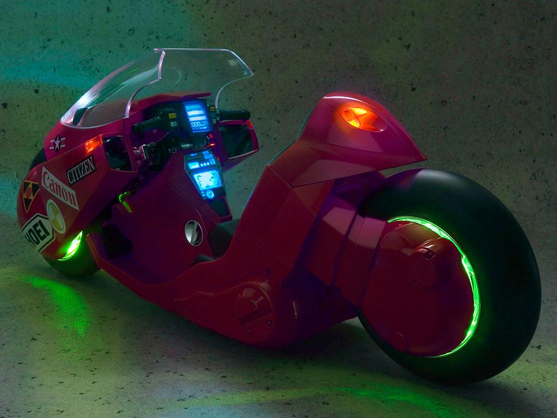 ポピニカ魂 PROJECT BM!『金田のバイク 〈リバイバル版〉』AKIRA 1/6 可動モデル-003