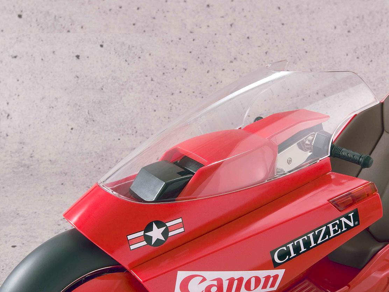 ポピニカ魂 PROJECT BM!『金田のバイク 〈リバイバル版〉』AKIRA 1/6 可動モデル-007