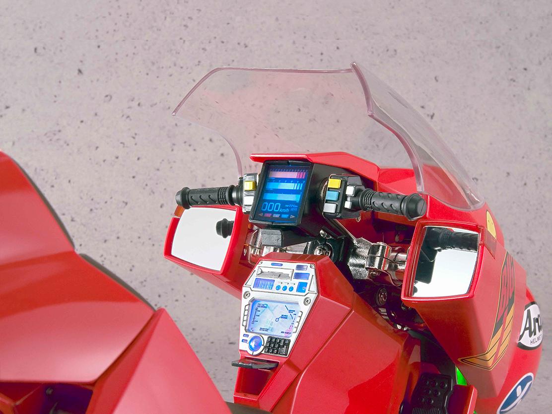 ポピニカ魂 PROJECT BM!『金田のバイク 〈リバイバル版〉』AKIRA 1/6 可動モデル-009