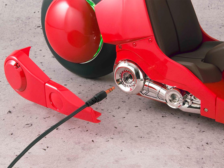 ポピニカ魂 PROJECT BM!『金田のバイク 〈リバイバル版〉』AKIRA 1/6 可動モデル-011