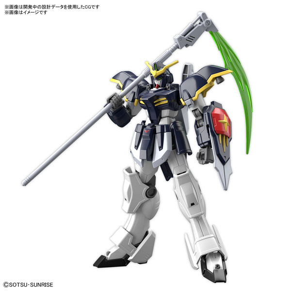 HGAC 1/144『ガンダムデスサイズ』新機動戦記ガンダムW プラモデル