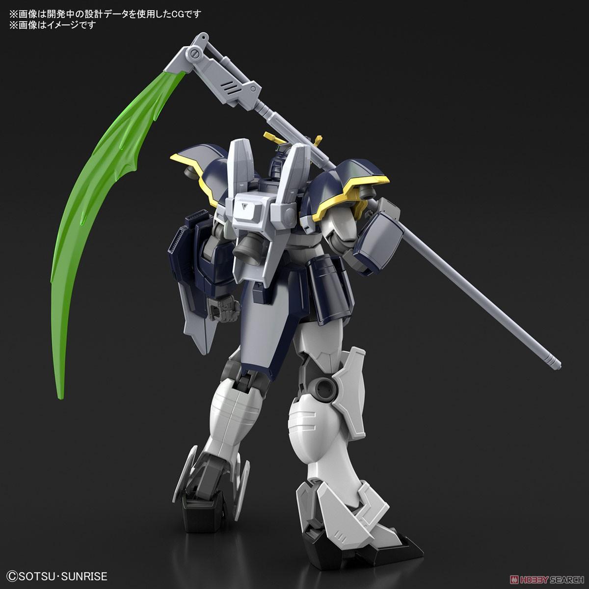 HGAC 1/144『ガンダムデスサイズ』新機動戦記ガンダムW プラモデル-002