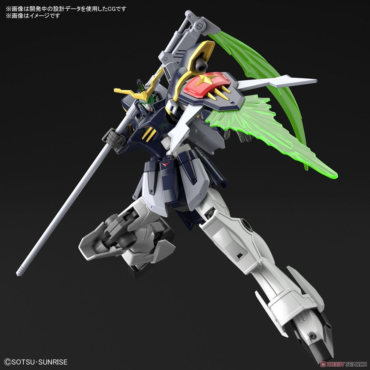 HGAC 1/144『ガンダムデスサイズ』新機動戦記ガンダムW プラモデル-003