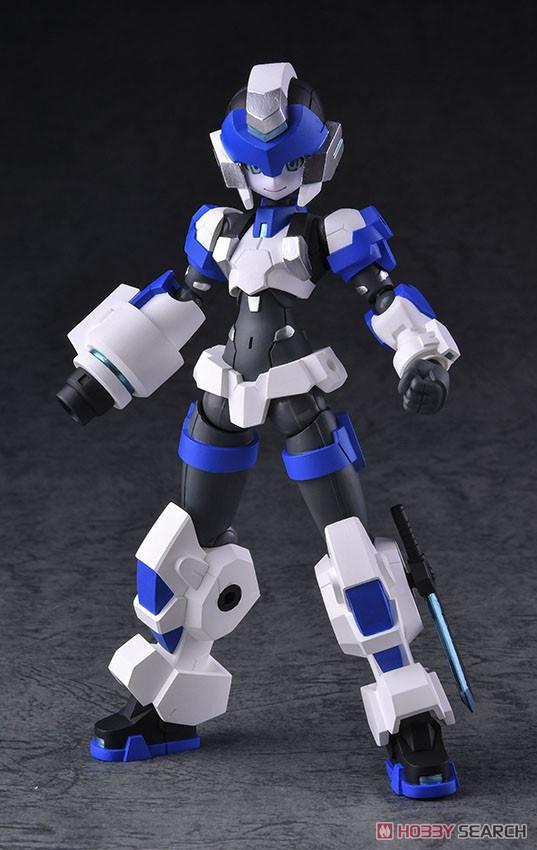 ポリニアン『STピースクレイM型(Ver.レグナート)』可動フィギュア-001