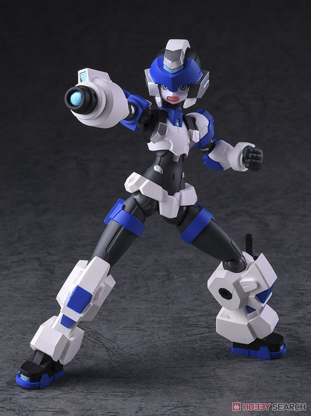 ポリニアン『STピースクレイM型(Ver.レグナート)』可動フィギュア-006