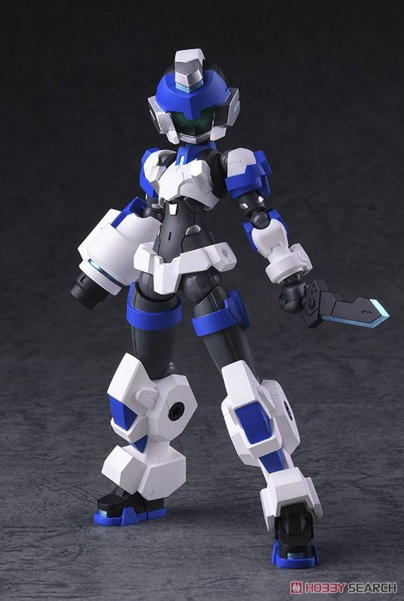 ポリニアン『STピースクレイM型(Ver.レグナート)』可動フィギュア-009