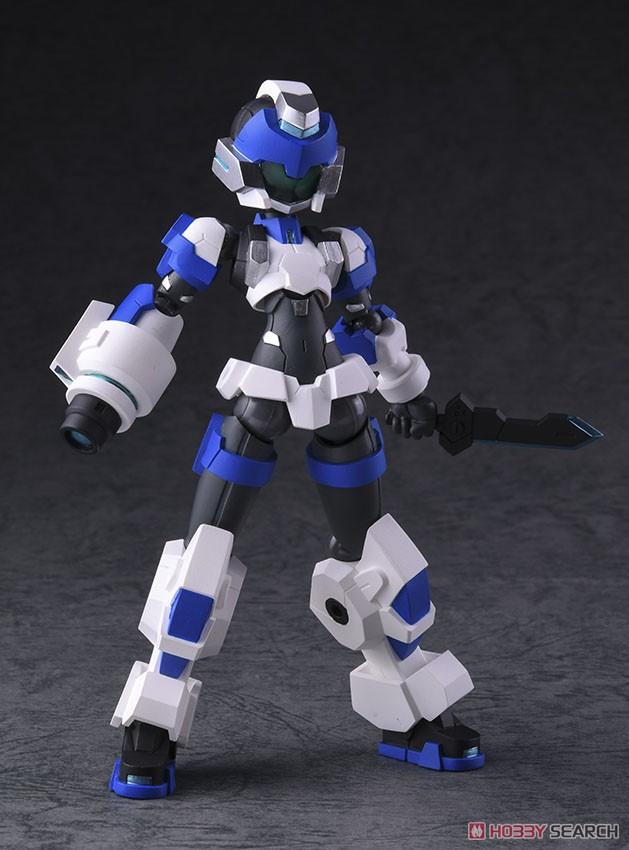 ポリニアン『STピースクレイM型(Ver.レグナート)』可動フィギュア-010