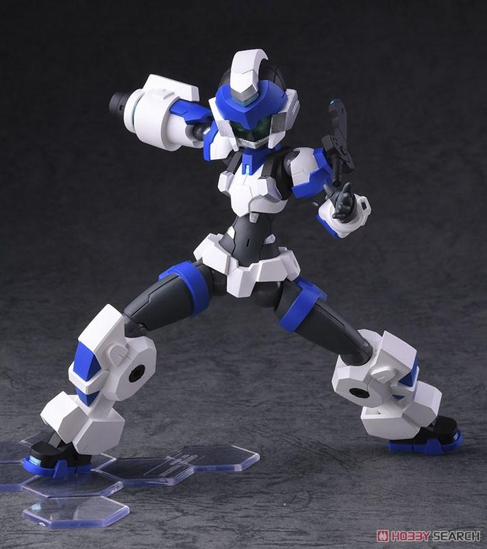 ポリニアン『STピースクレイM型(Ver.レグナート)』可動フィギュア-011