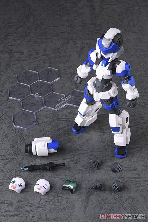 ポリニアン『STピースクレイM型(Ver.レグナート)』可動フィギュア-016