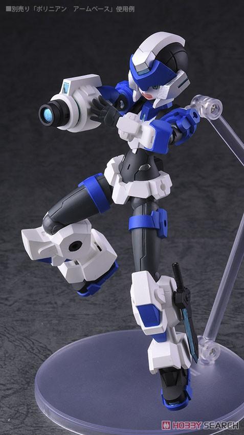 ポリニアン『STピースクレイM型(Ver.レグナート)』可動フィギュア-018