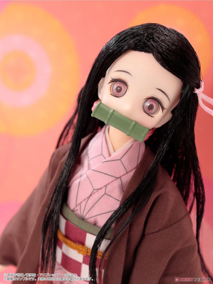 【再販】ピュアニーモ キャラクターシリーズ No.127『竈門禰豆子』鬼滅の刃 1/6 完成品ドール-004