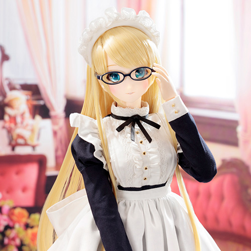 Iris Collect アイリス コレクト『ノワ/Classy Maid  ver.1.1 ~Angelic Blonde ver.~(通常販売ver.)』1/3 完成品ドール
