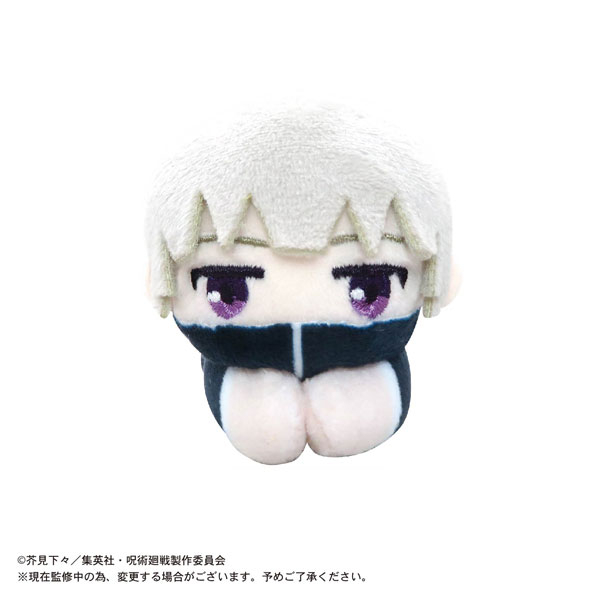 呪術廻戦『はぐキャラコレクション 2』6個入りBOX-010