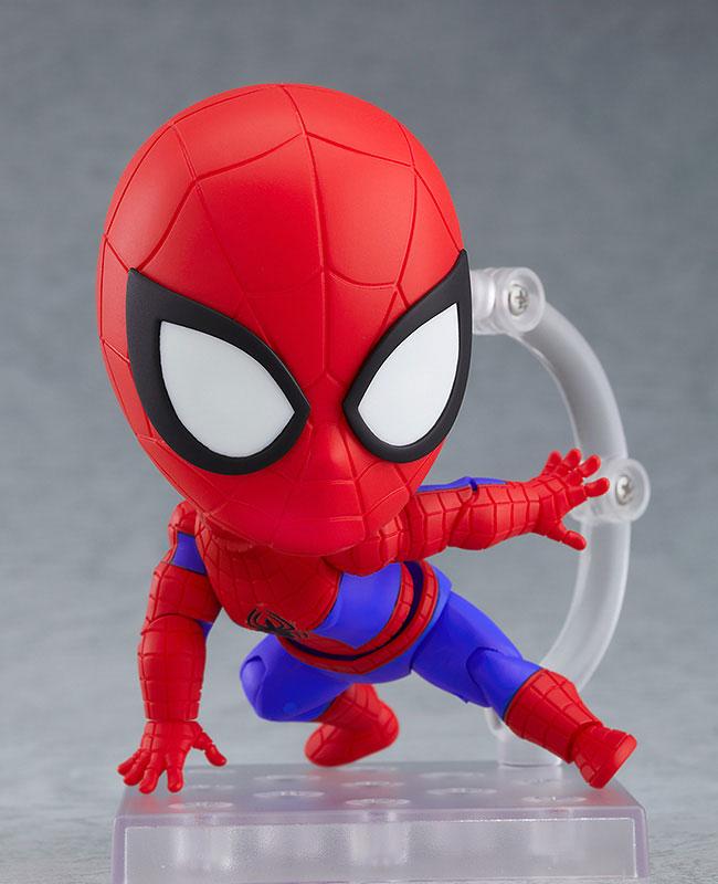ねんどろいど『ピーター・パーカー スパイダーバースVer. DX』デフォルメ可動フィギュア-008