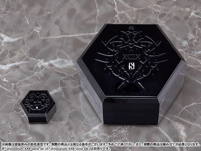 【再販】chitocerium『XCIX-albere & C-efer/アルベラ & エフェル』1/1 プラモデル-012
