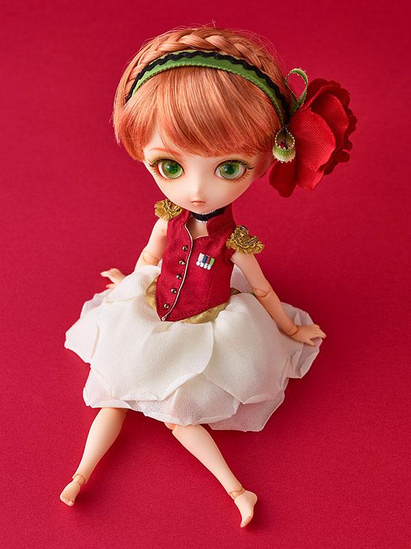 【限定販売】Harmonia bloom『バラ』ハルモニアブルーム 完成品ドール-004