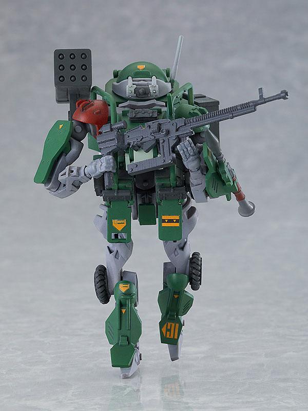 MODEROID ボトムズ×OBSOLETEコラボモデル『RSC装甲騎兵型 エグゾフレーム』1/35 プラモデル-002