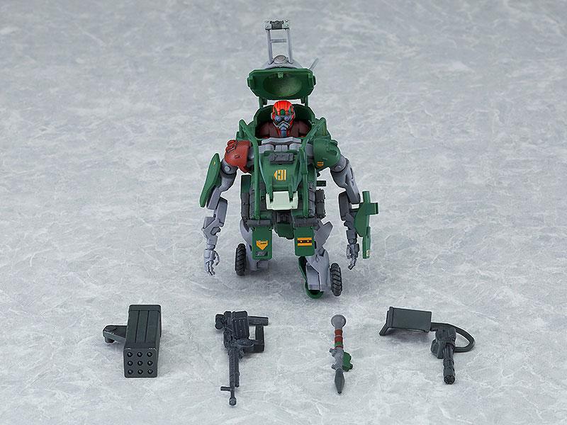 MODEROID ボトムズ×OBSOLETEコラボモデル『RSC装甲騎兵型 エグゾフレーム』1/35 プラモデル-004
