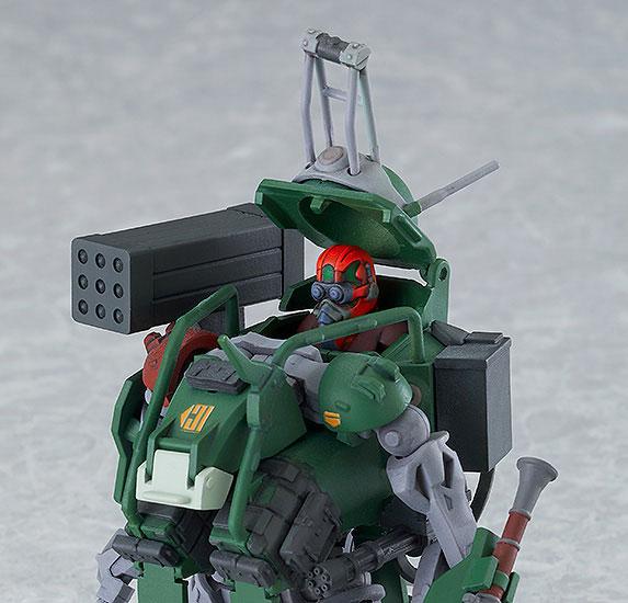 MODEROID ボトムズ×OBSOLETEコラボモデル『RSC装甲騎兵型 エグゾフレーム』1/35 プラモデル-005