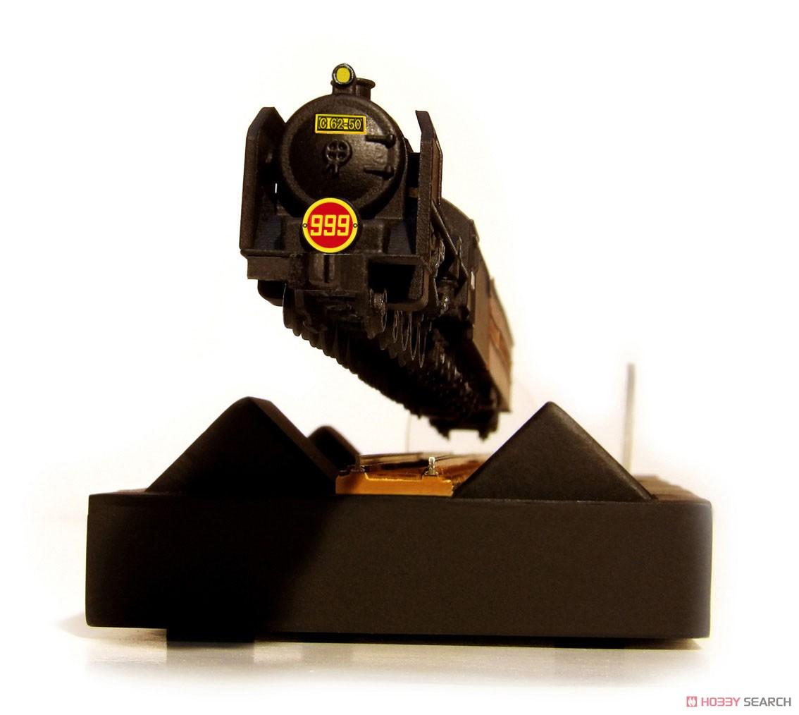 銀河鉄道999『フローティングモデル 銀河超特急999号 TVアニメバージョン』一部組立式 模型-002