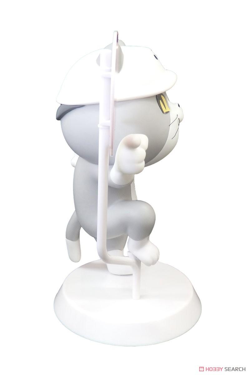 仕事猫ソフビフィギュア『ヨシ!』完成品フィギュア-002