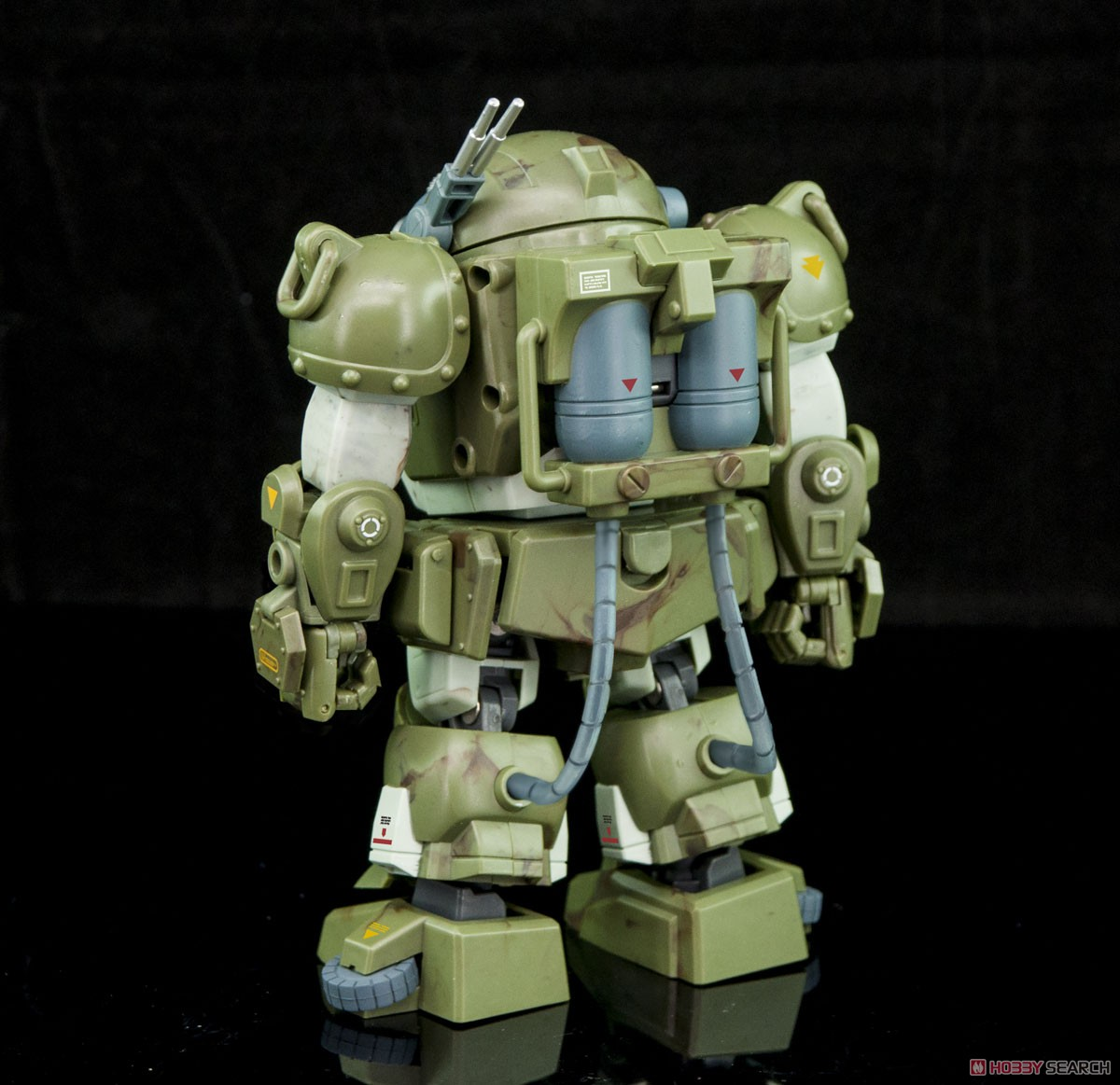 B2FIVE『マーシィドッグ ATM-09-WR』装甲騎兵ボトムズ デフォルメ可動フィギュア-002