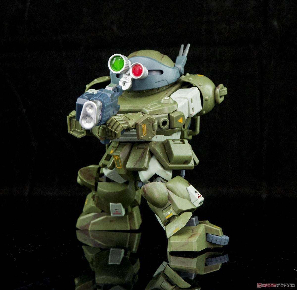 B2FIVE『マーシィドッグ ATM-09-WR』装甲騎兵ボトムズ デフォルメ可動フィギュア-004
