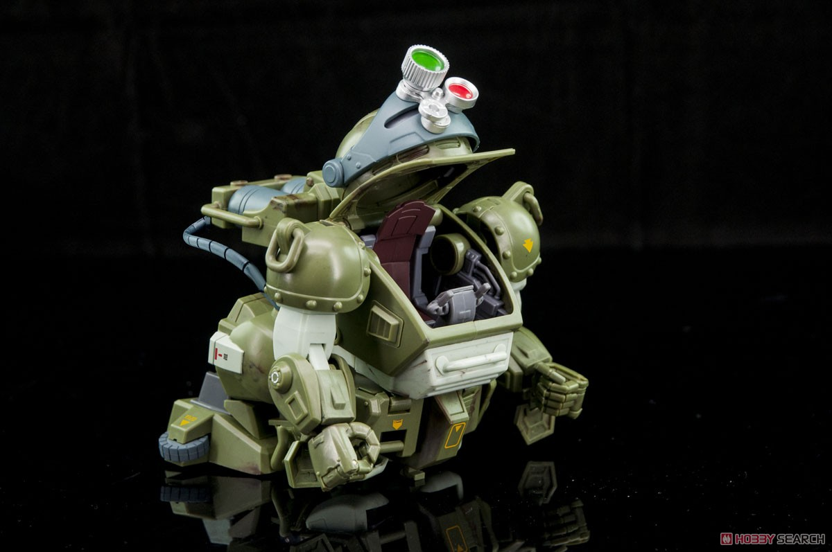 B2FIVE『マーシィドッグ ATM-09-WR』装甲騎兵ボトムズ デフォルメ可動フィギュア-007