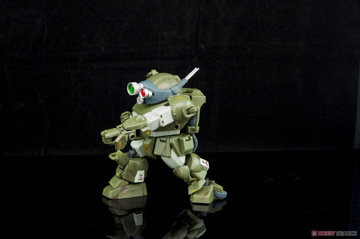 B2FIVE『マーシィドッグ ATM-09-WR』装甲騎兵ボトムズ デフォルメ可動フィギュア-008