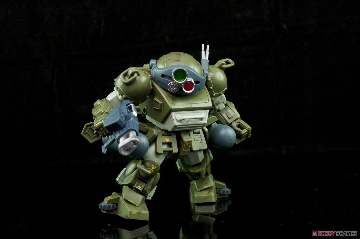 B2FIVE『マーシィドッグ ATM-09-WR』装甲騎兵ボトムズ デフォルメ可動フィギュア-009
