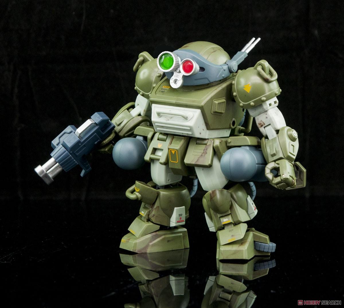 B2FIVE『マーシィドッグ ATM-09-WR』装甲騎兵ボトムズ デフォルメ可動フィギュア-011