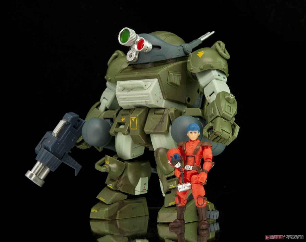 B2FIVE『マーシィドッグ ATM-09-WR』装甲騎兵ボトムズ デフォルメ可動フィギュア-012