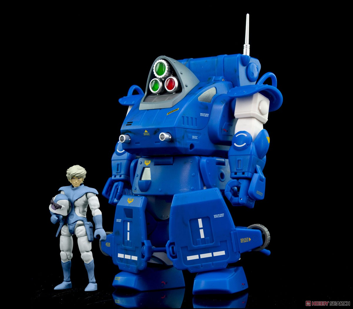 B2FIVE『マーシィドッグ ATM-09-WR』装甲騎兵ボトムズ デフォルメ可動フィギュア-029