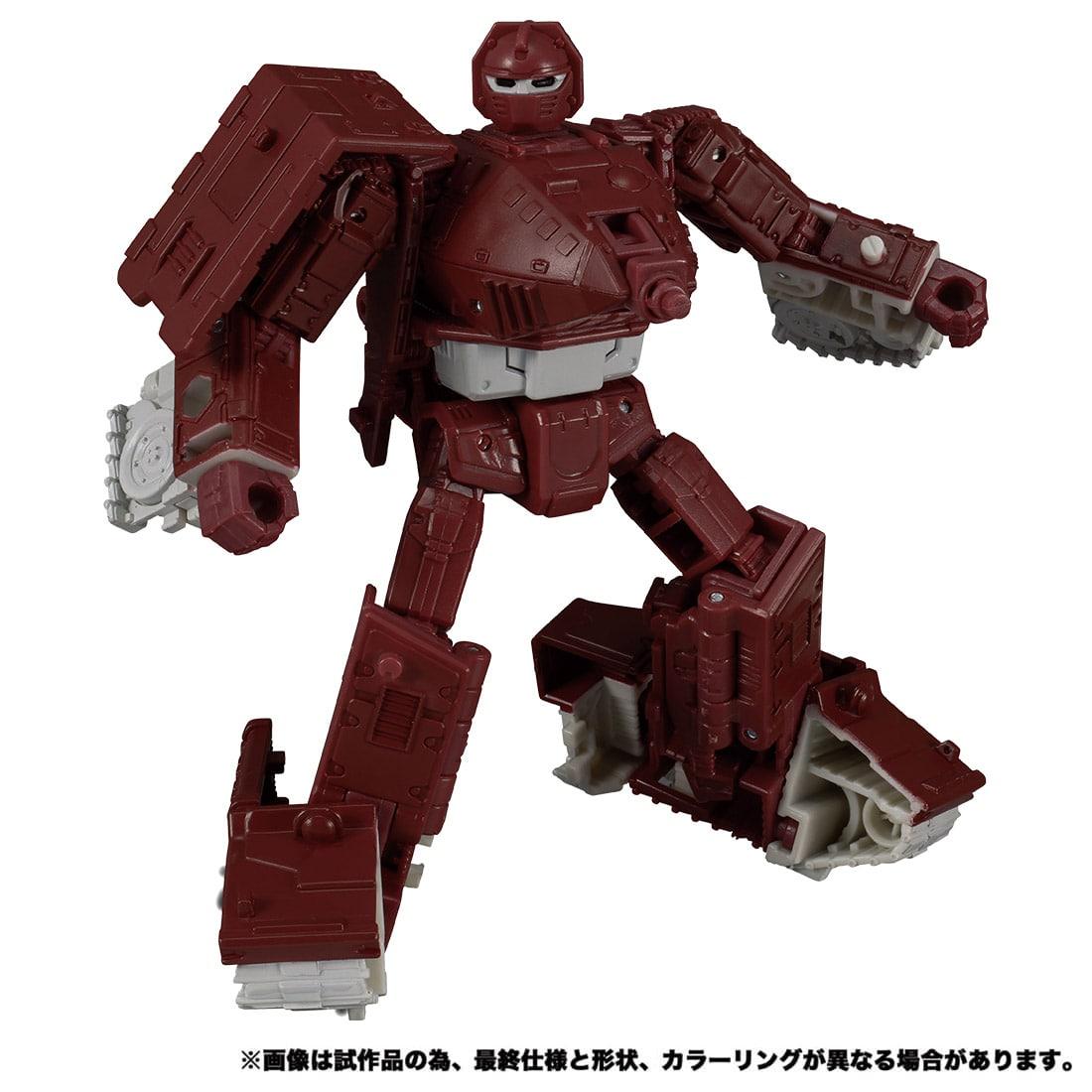 トランスフォーマー キングダム『KD-06 オートボットワーパス』可変可動フィギュア-001