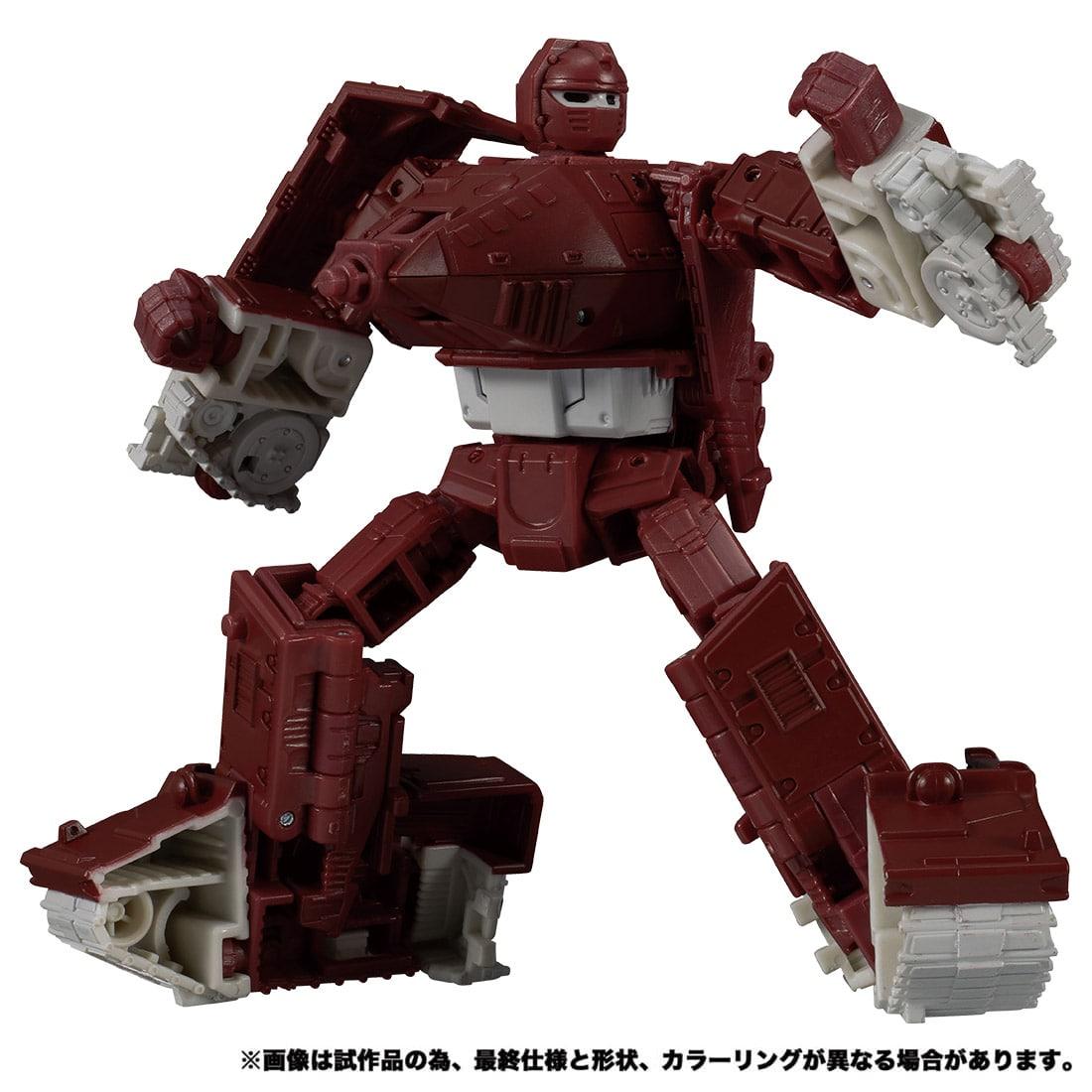トランスフォーマー キングダム『KD-06 オートボットワーパス』可変可動フィギュア-003