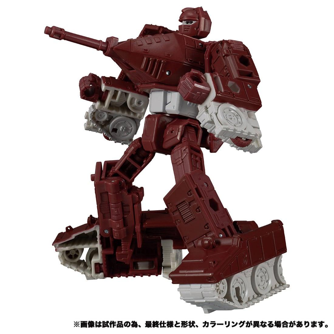 トランスフォーマー キングダム『KD-06 オートボットワーパス』可変可動フィギュア-004