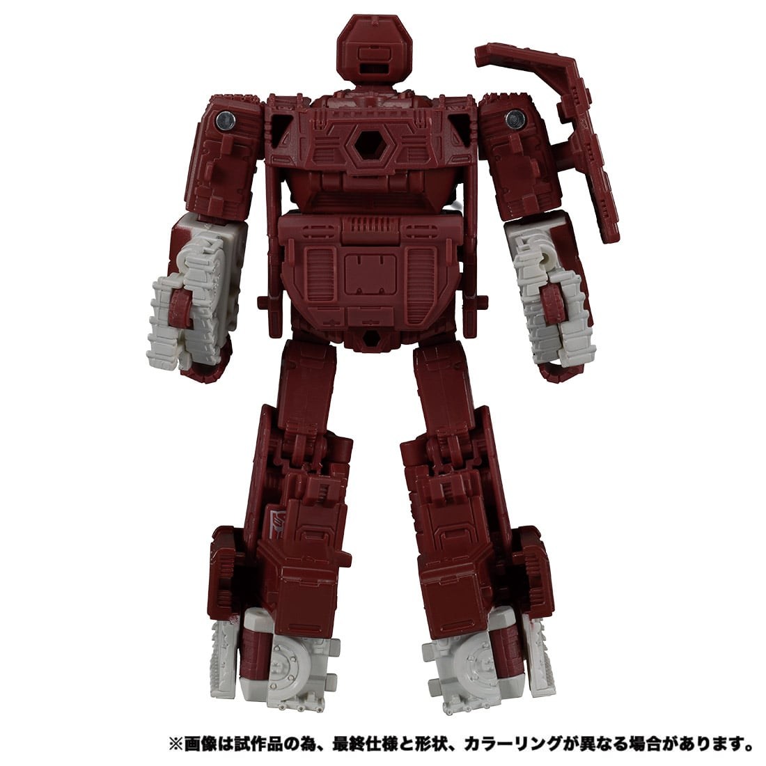 トランスフォーマー キングダム『KD-06 オートボットワーパス』可変可動フィギュア-006